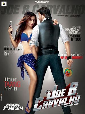 Poster Of Bollywood Movie Mr. Joe B Carvalho (2014) 300MB Compressed Small Size Pc Movie Free Download worldfree4u.com