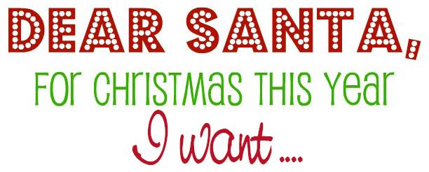 My Christmas Wish List.Impatiently Waiting Paige My Christmas Wishlist