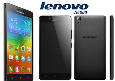 Lenovo A6000 - Harga dan Spesifikasi lengkap terbaru 2016