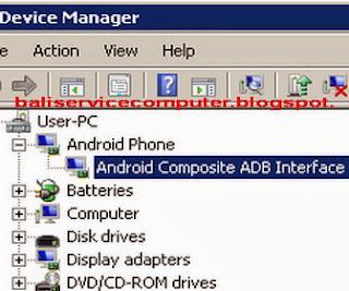 merubah memory internal phone android