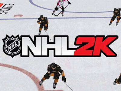 NHL 2K Apk + Data for Android