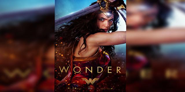 Sinopsis, detail dan nonton trailer Film Wonder Woman (2017)
