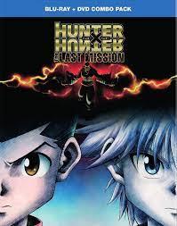 Hình ảnh Hunter X Hunter Movie