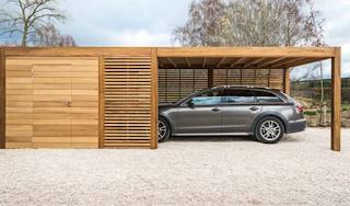 Garage de jardin Cote d'Azur