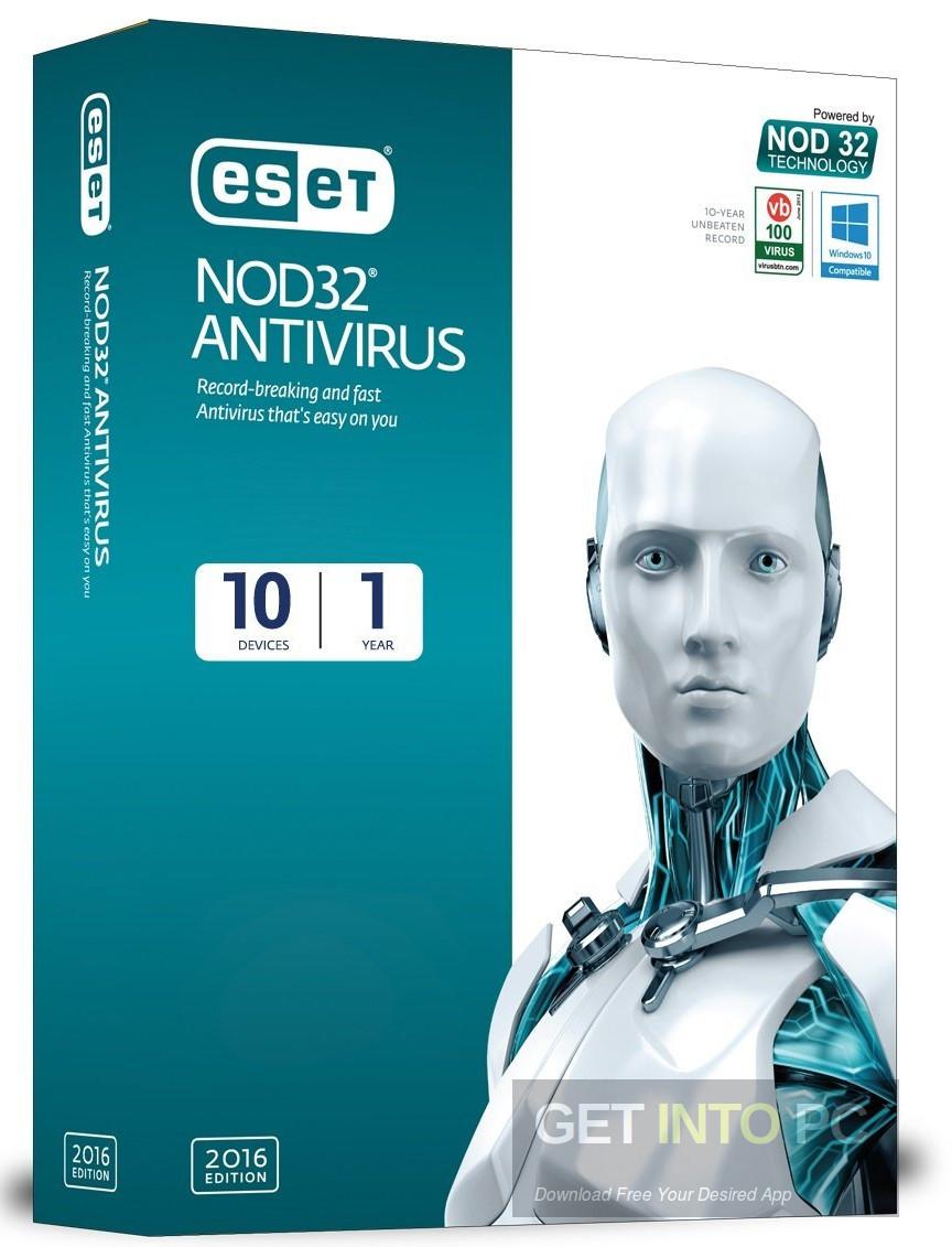 ESET NOD32 Antivirus 8 Username and Password Till 2020 Free Download