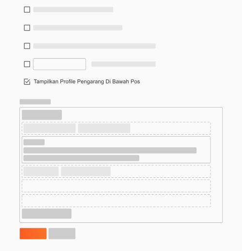Blogger Blog Post Widget