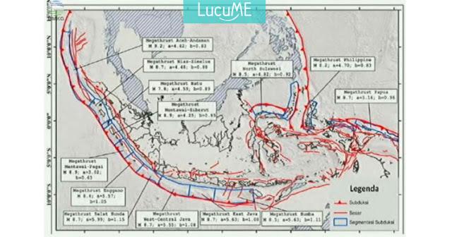 Jakarta Berpotensi Diguncang Gempa Megathrust 8,7 SR? Ini Penjelasan BMKG