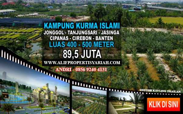 Kavling Kurma Jonggol, Kavling Kurma Jonggol Penipuan, Kavling Kampung Kurma, Kavling Kurma Banten