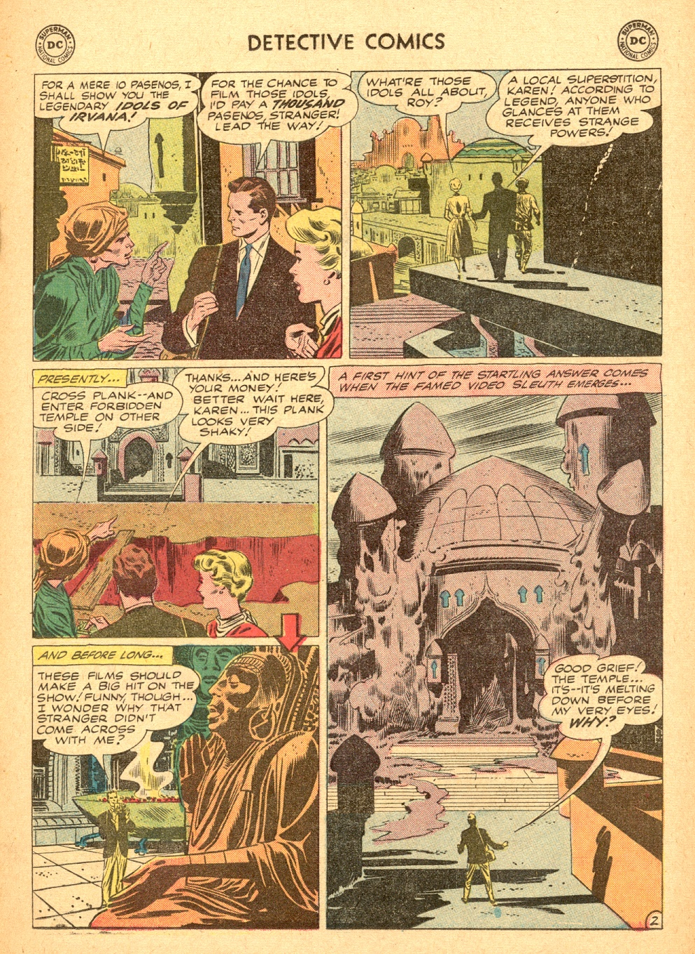 Detective Comics (1937) 284 Page 18