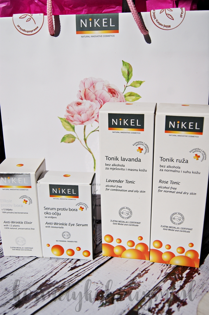 NiKEL naturalne kosmetyki z Chorwacji | KONKURS Bentley Organic | EkoDrogeria.pl