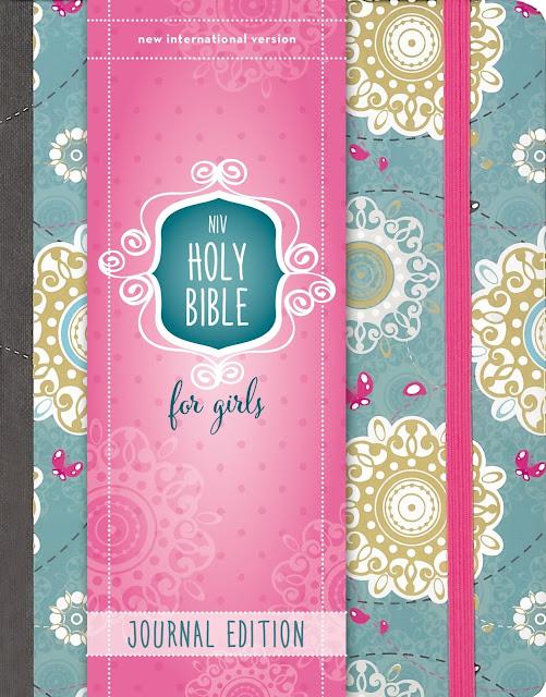 NIV Holy Bible For Girls, Journal Edition