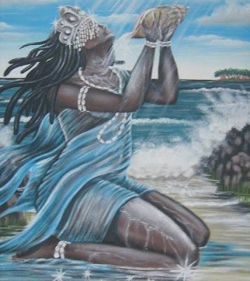 Image result for imagem de ritual da agua