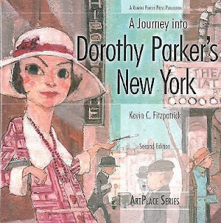 A Journey into Dorothy Parker's New York – Kevin C. Fitzpatrick