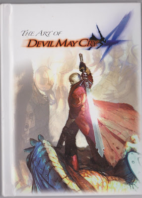 The Art of Devil May Cry 4 zip online dl and discussion