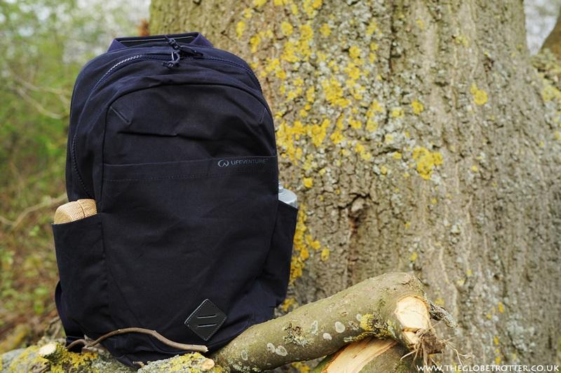Kibo 22 RFiD Travel Backpack from Lifeventure