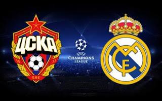 مشاهدة مباراة ريال مدريد وسسكا موسكو بث مباشر بتاريخ 12-12-2018 دوري أبطال أوروبا