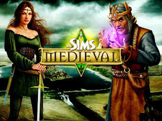 The Sims Medieval HD Social Game Wallpaper