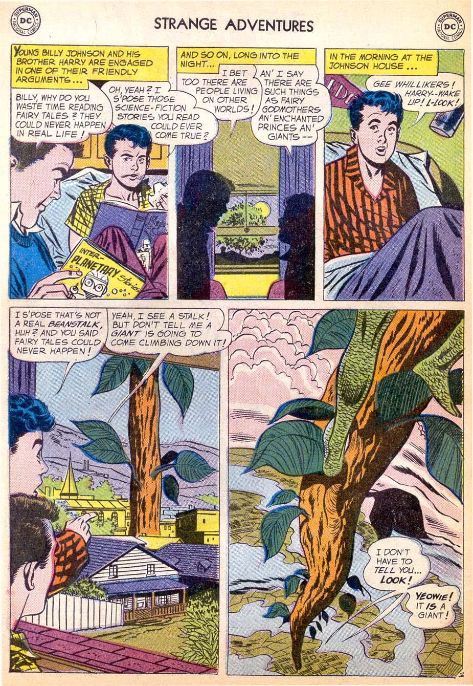 Strange Adventures (1950) issue 101 - Page 4