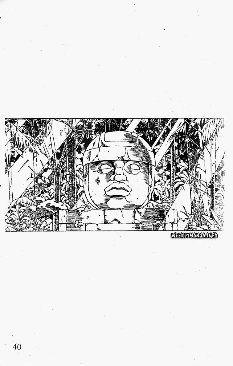 Shaman King [Vua pháp thuật] chap 205 trang 20