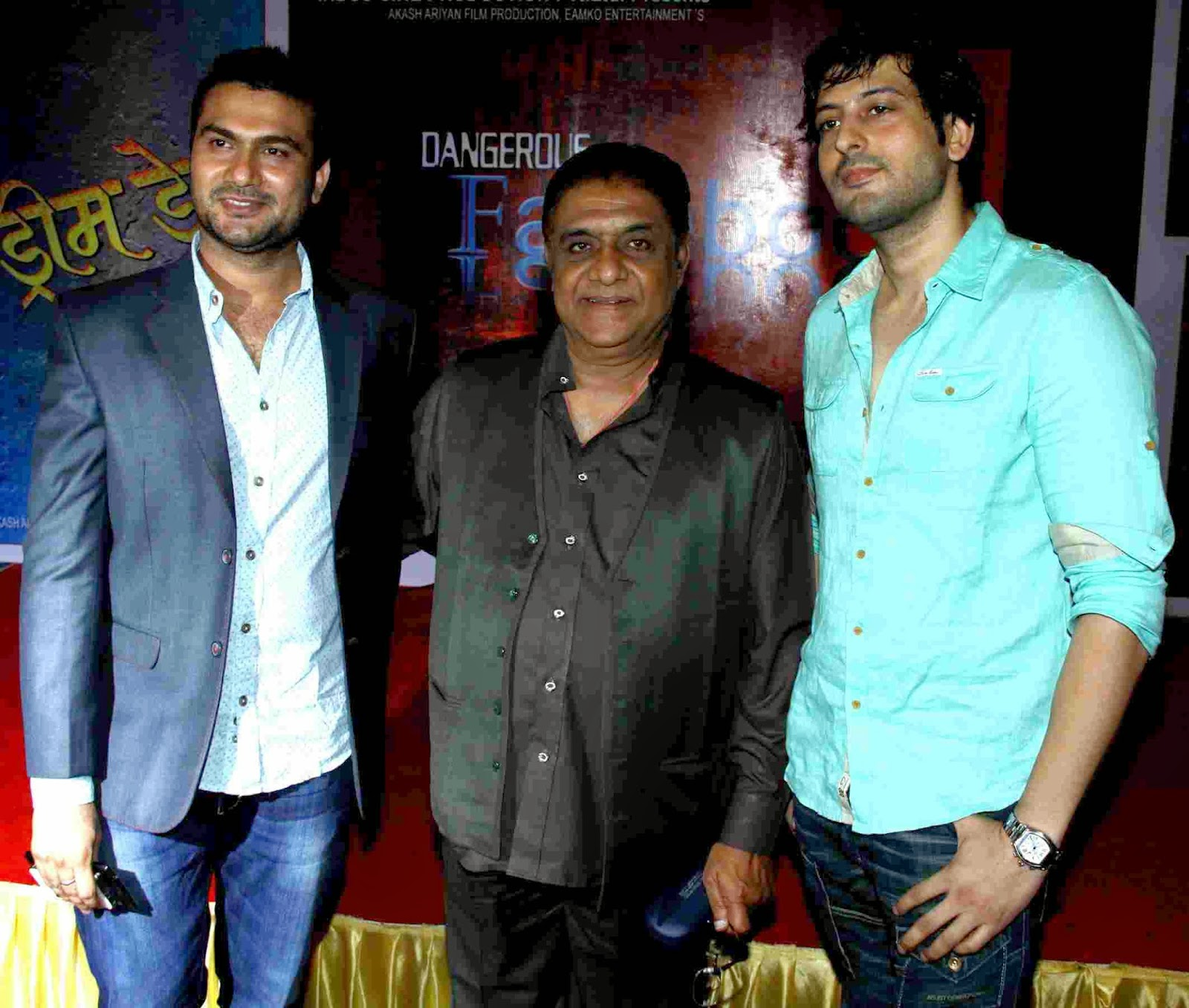 ORIENT PUBLICATION: Mahurat of One Hindi film Dangerous Facebook