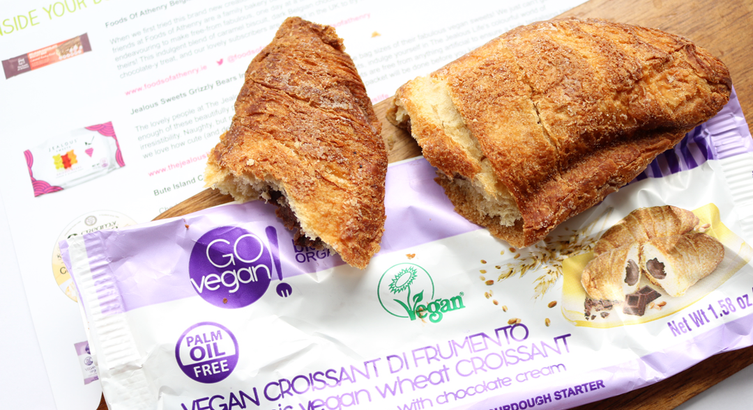 Free From Italy Chocolate Cream Filled Organic Croissant