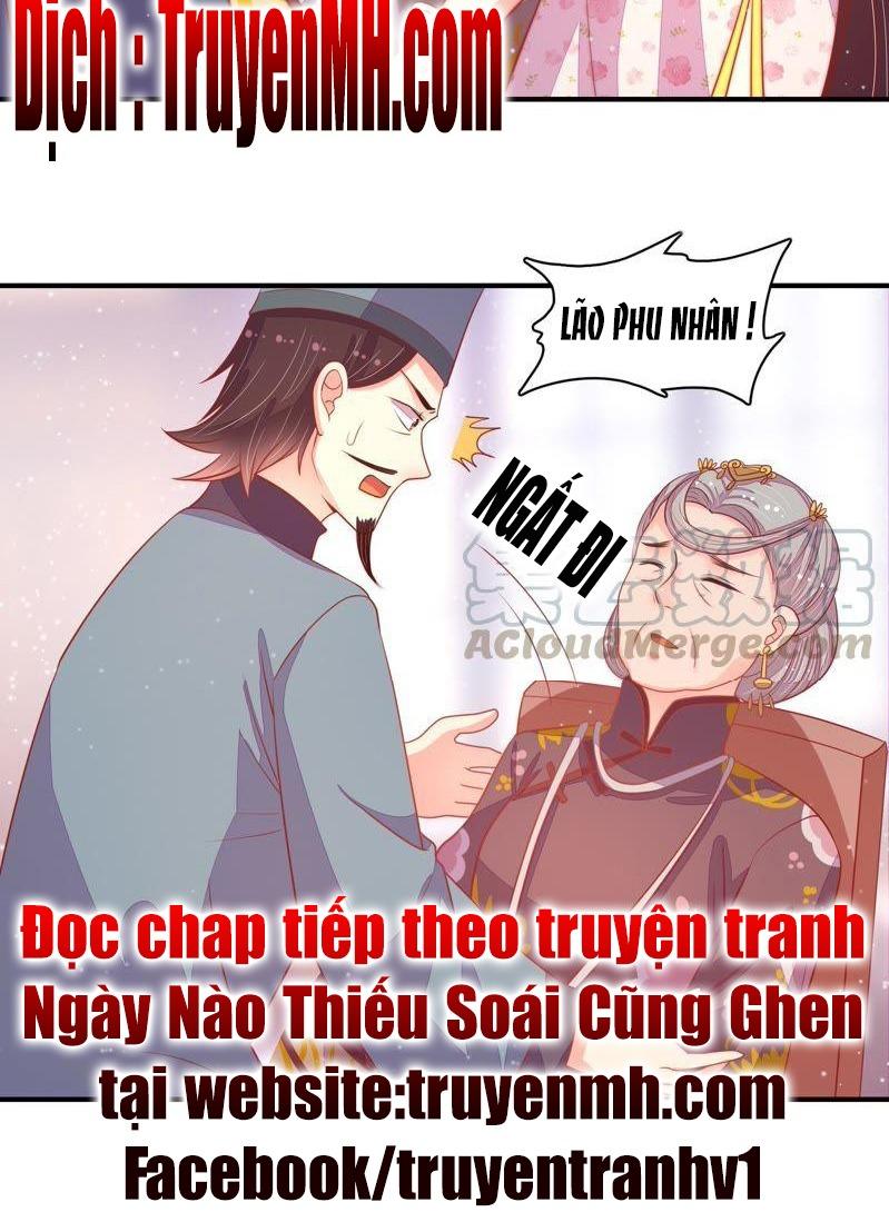 Ngày Nào Thiếu Soái Cũng Ghen chap 127 - Trang 18