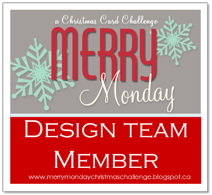 I Design for Merry Monday