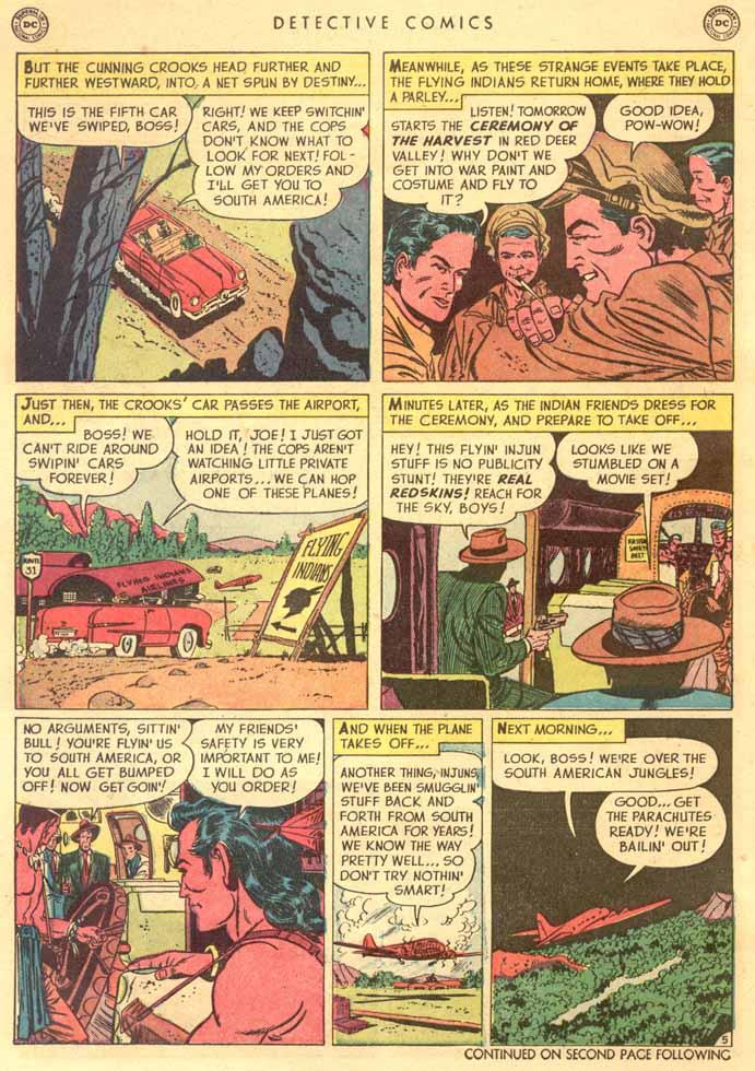 Read online Detective Comics (1937) comic -  Issue #160 - 42
