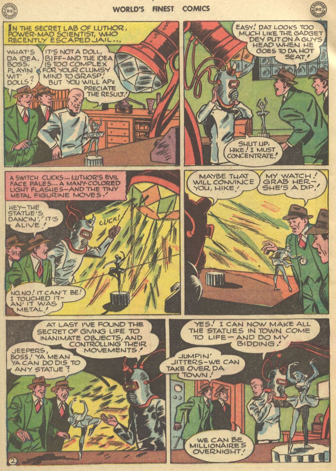Read online World's Finest Comics comic -  Issue #28 - 3