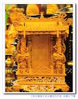 【復刻回憶】純木頭檀香木手工精緻雕刻~華麗太子樓~祖先的家公媽龕孝的追思@九龍佛具
