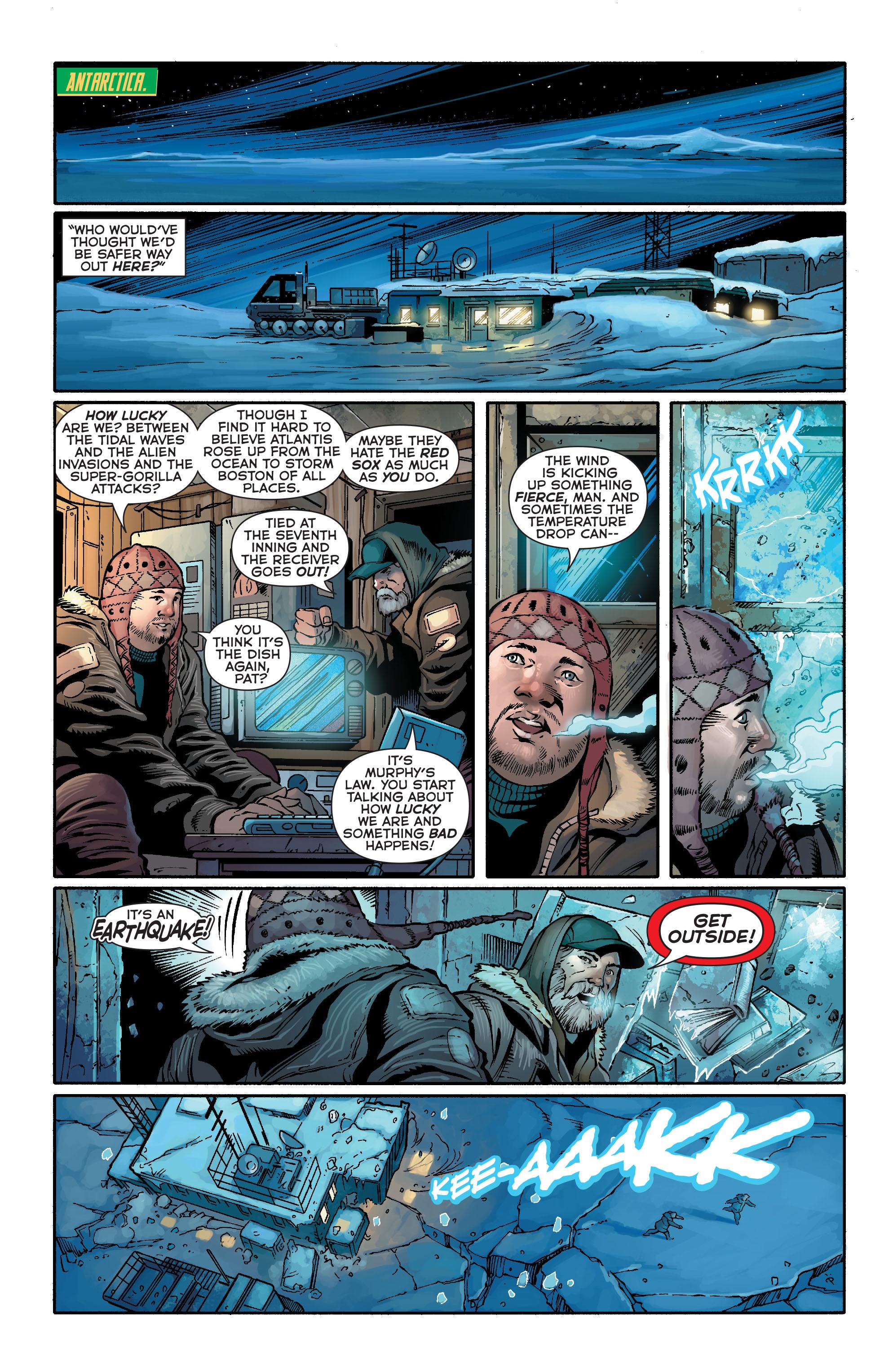 Read online Aquaman (2011) comic -  Issue #18 - 2