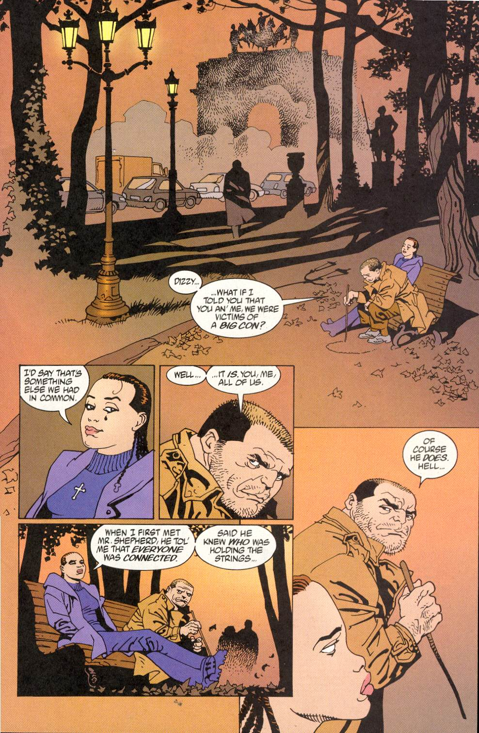 Read online 100 Bullets comic -  Issue #14 - 3