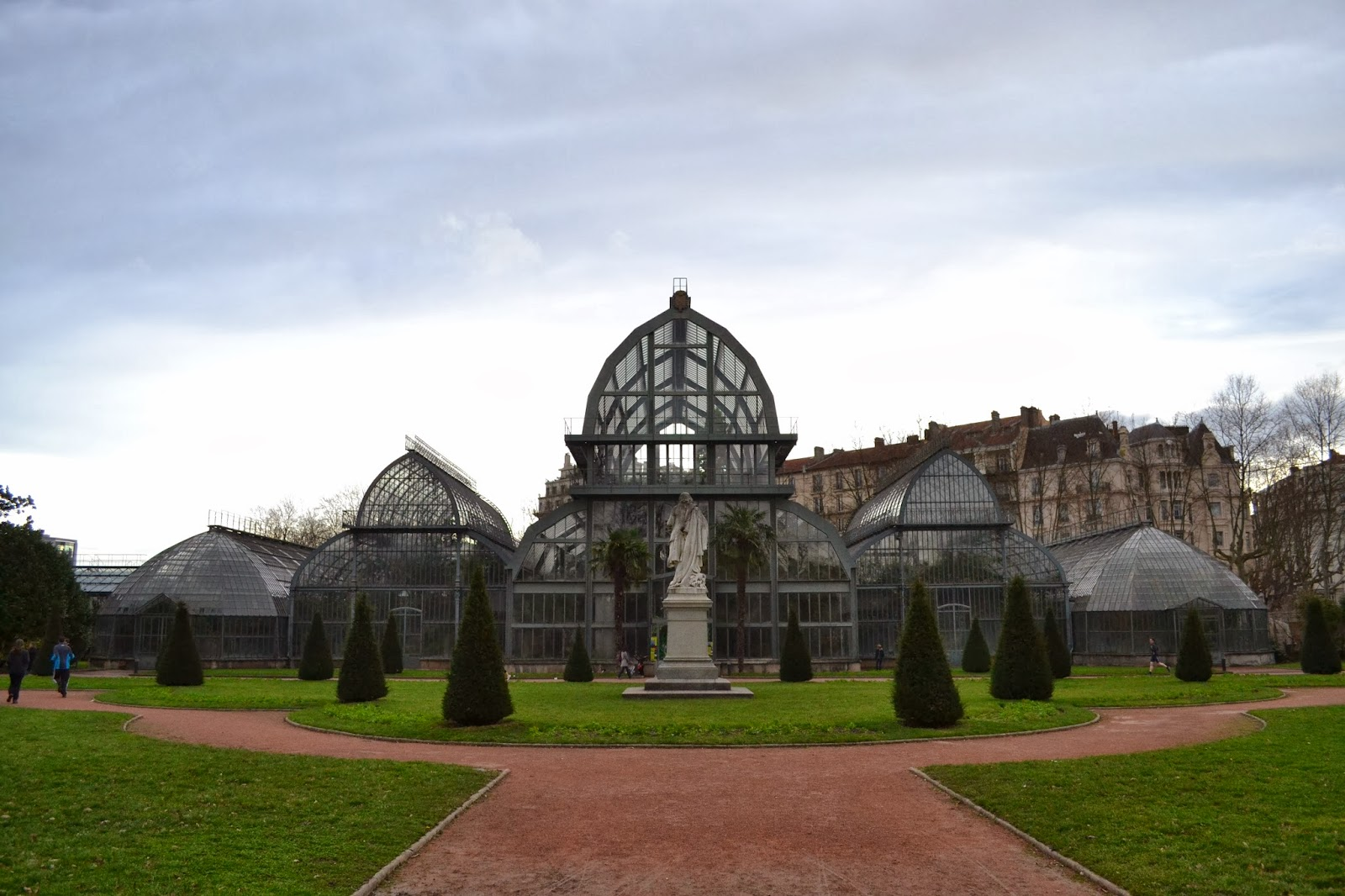 À la découverte de Lyon : Un samedi au Jardin Botanique