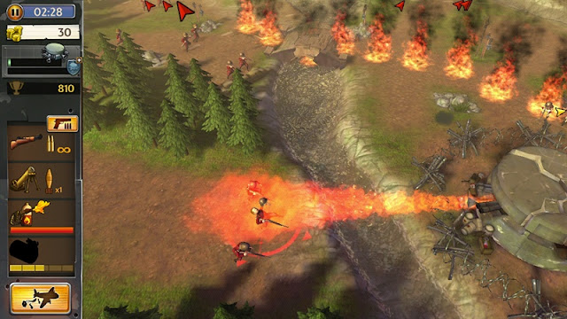 Hills Of Glory 3D PC Download Photo