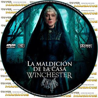 GALLETALA MALDICION DE LA CASA WINCHESTER 2018