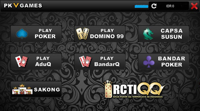 game poker dengan uang asli di android