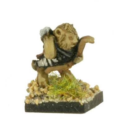 FTW104 Lionmen Archers