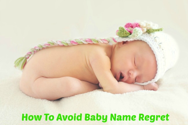 How-to-avoid-baby-name-regret-text-on-image-of-Newborn-baby-asleep