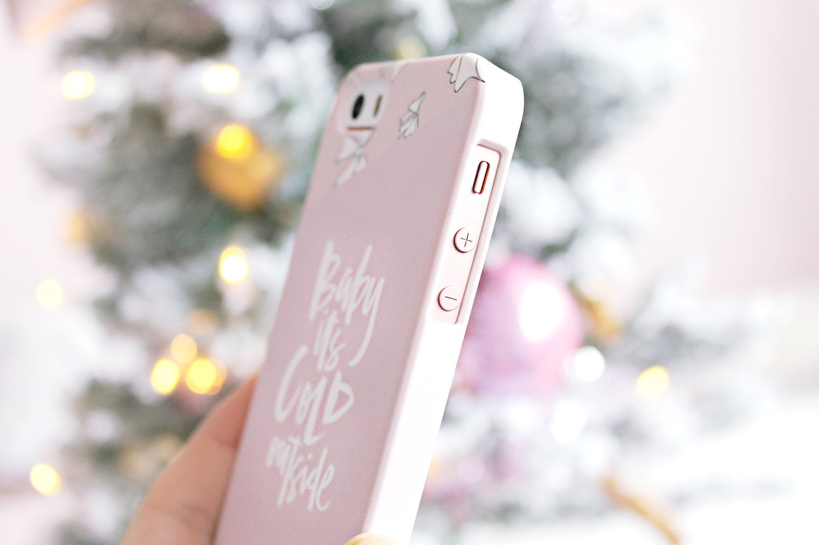 Caseapp winter phone case