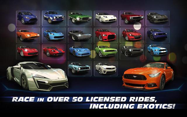 Download Fast & Furious Legacy Apk + Data Terbaru