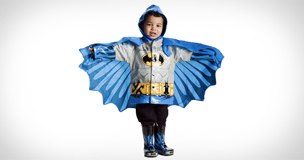 Kids Batman Raincoat