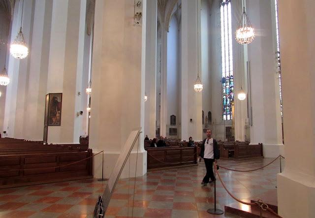 Frauenkirche O que ver em Munique Alemanha