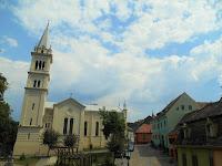 chiesa cattolica di sighisoara