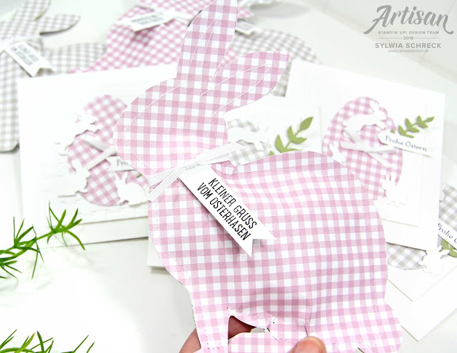 Osterhasen-Verpackungen-Stampin Up