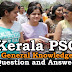 Kerala PSC General Knowledge Question and Answers - 57