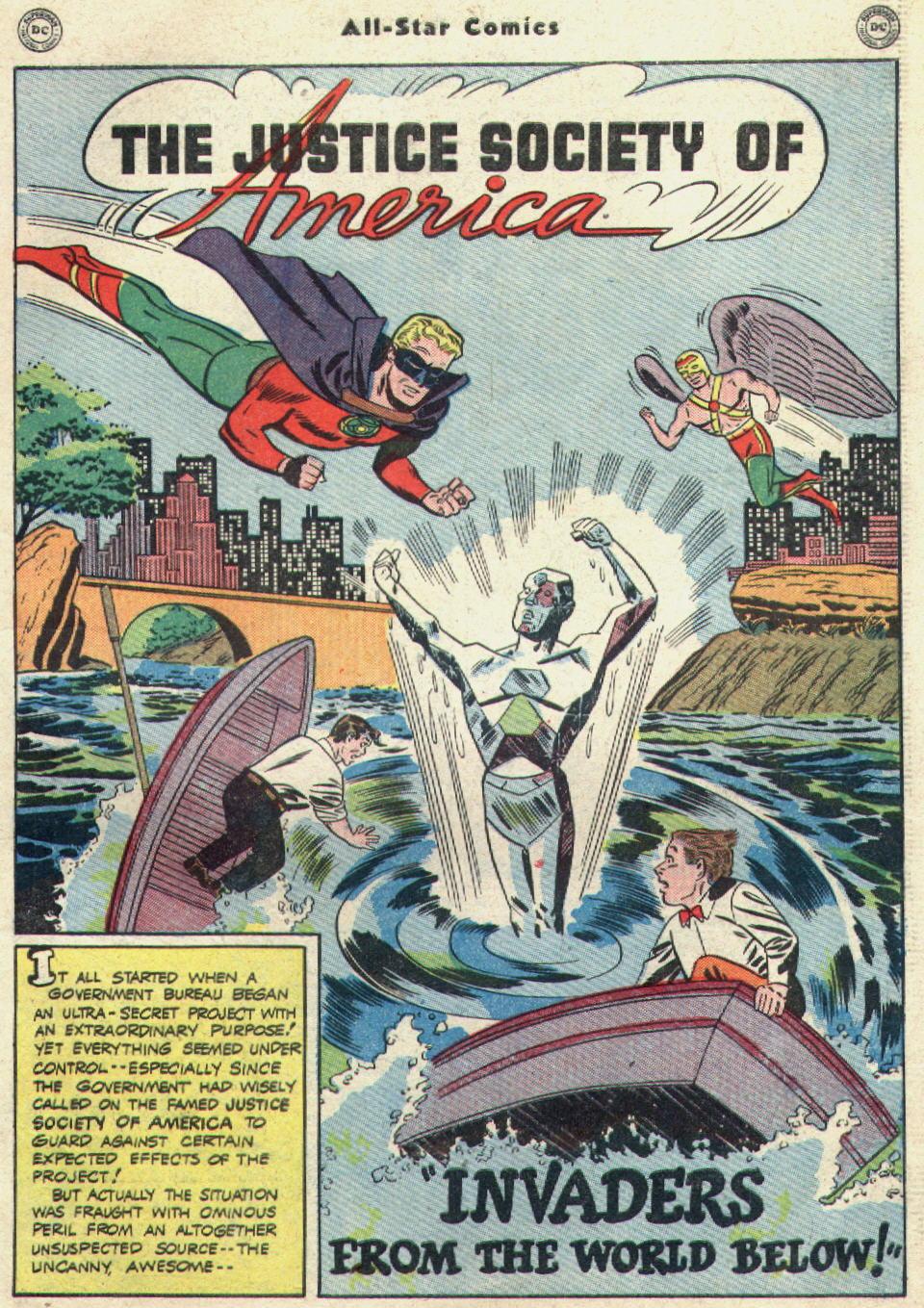 Read online All-Star Comics comic -  Issue #51 - 3