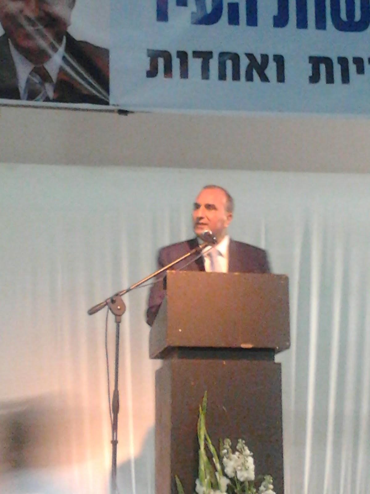 Eliyahu Shemesh: Life In Israel: Eli Cohen For Mayor Of Bet Shemesh