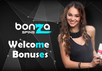 Bonza Spins Offer