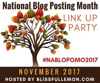 NaBloPoMo 2017 Join in!