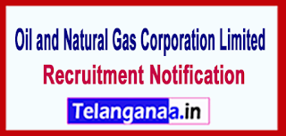 ONGC Oil and Natural Gas Corporation Limited Recruitment Notification 2017 Last Date 19-06-2017
